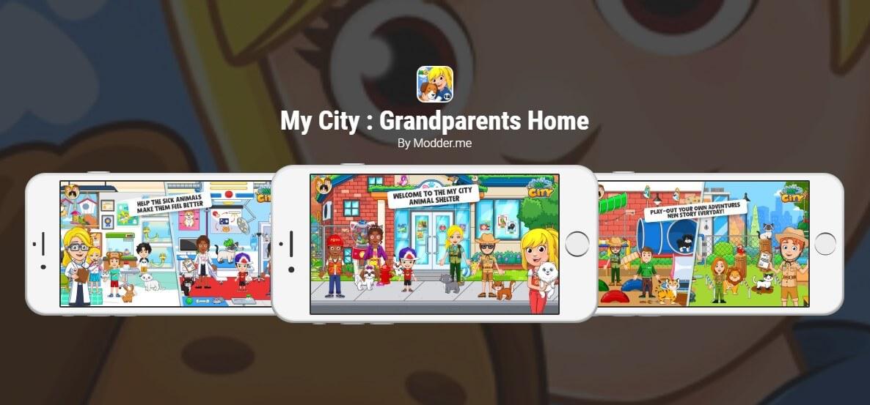 My City: Grandparents Home APK 1.1.0
