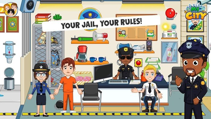 My City Jail House APK