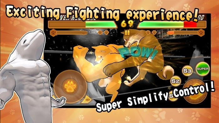 Fight of Animals Solo Edition Mod APK