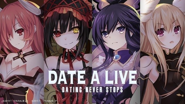 Date A Live Spirit Pledge APK
