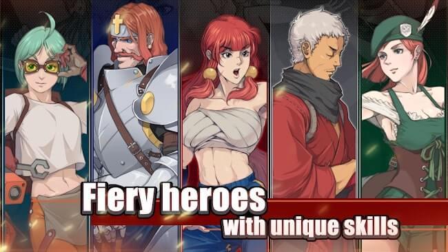 Otherworld Legends heros