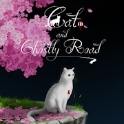 Cat and Ghostly Road APK