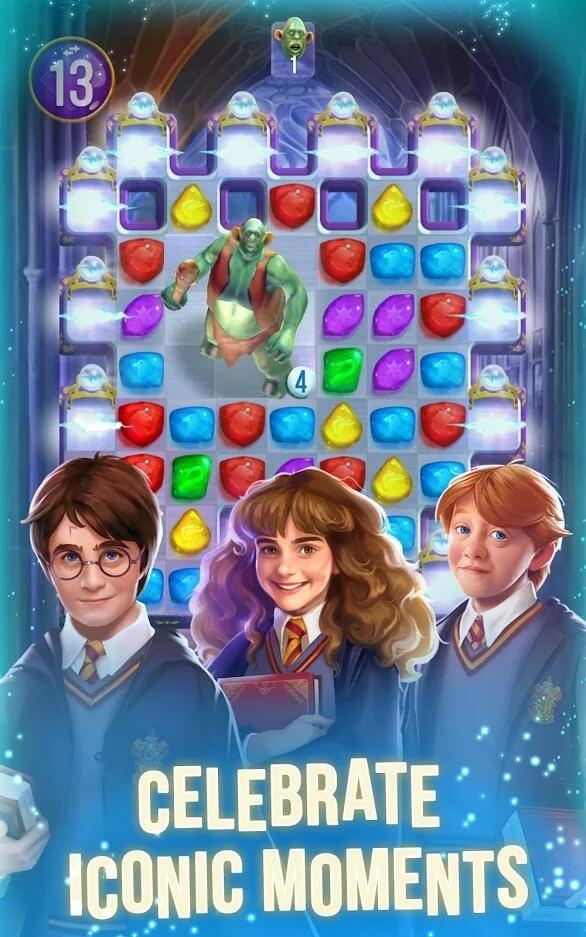 Harry Potter Puzzles Spells mod apk