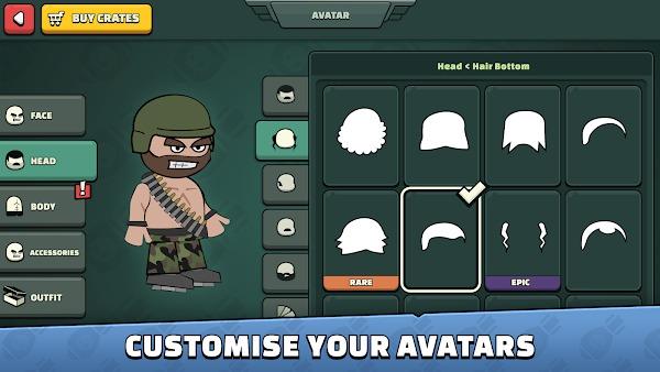 Mini Militia - Doodle Army 2 mod apk