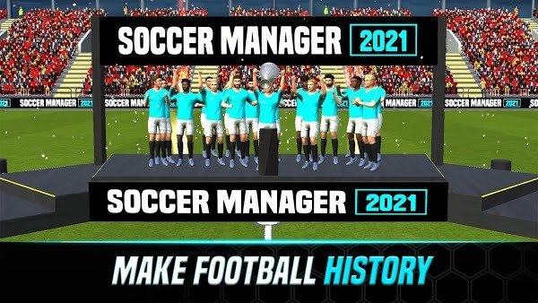 Soccer Manager 2021 Mod Apk 1 1 1 No Ads Free Kits Download