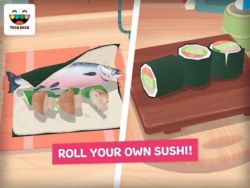 Toca Kitchen Sushi Restaurant APK