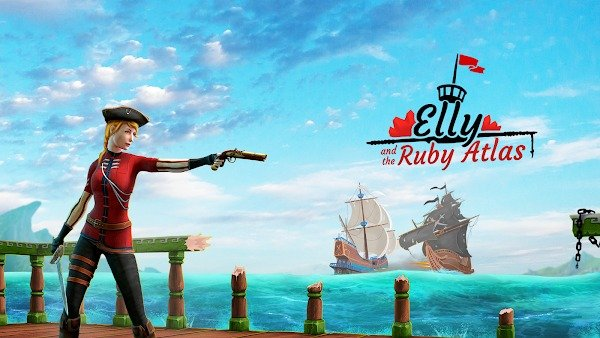 Elly and the Ruby Atlas mod apk