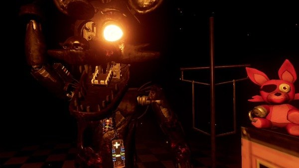 Five Night's at Freddy's HW APK