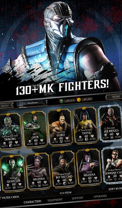 Mortal Kombat MOD