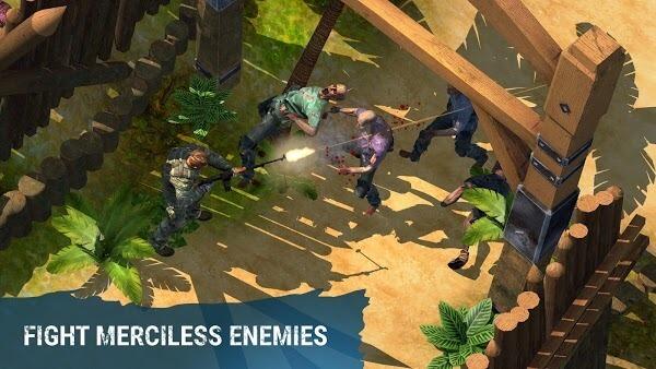 Survivalist invasion PRO gameplay
