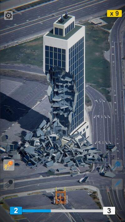 demolish mod apk for android