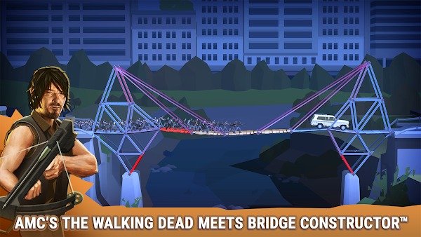 Bridge Constructor: The Walking Dead MOD APK