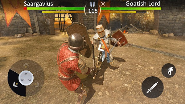Knights Fight 2 Honor Glory MOD APK