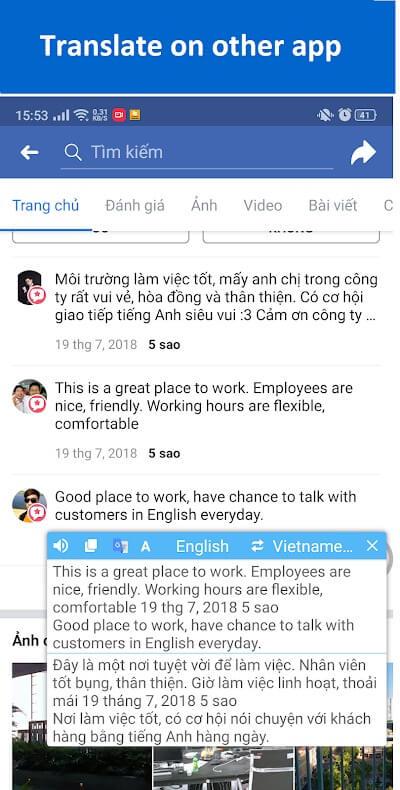 Screen Translate MOD APK