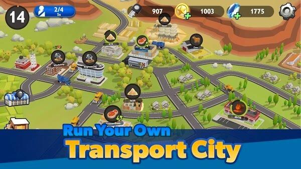 Transport City: Truck Tycoon APK