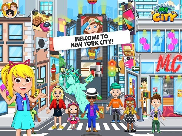 My City : New York APK