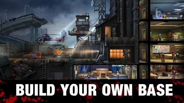 Zero City: Zombie Shelter Survival MOD APK