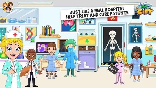 My City : Hospital APK
