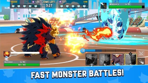 Monster Masters MOD APK