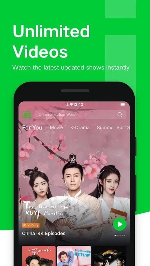 iQIYI Video Premium MOD APK